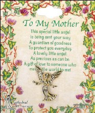 To My Mother (Brooch)