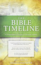 *OLD EDITION** Bible Timeline Story Salvation Char