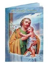 Novena St Joseph Booklet