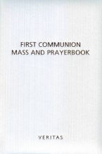 First Holy  Communion Mass and Prayerbook - Gift Edition