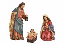 Holy Family 3 Piece (20cm)