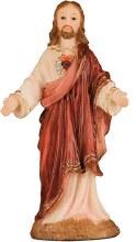 Sacred Heart Statue (10cm)