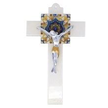 Caravaggio Murano Crucifix (47cm)