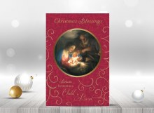 Christmas Cards 12 pack assorted