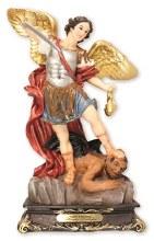 St Michael Florentine Statue