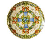 Celtic Cross Plate