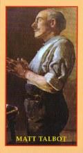 Matt Talbot Prayercard