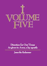 Direction for Our Times, Vol 5: Jesus the Redeemer