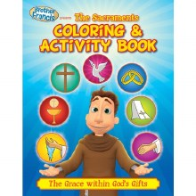 The Sacraments Colouring and Activity Book
