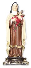 St Theresa Statue (12cm)