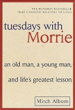 Tuesdays with Morrie paperback
