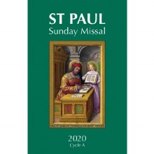 St Paul Sunday Missal 2020 Year A