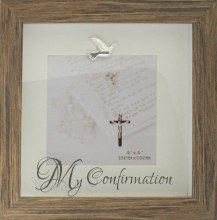 My Confirmation Photo Frame