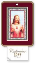 Sacred Heart 2019 Liturgical Calendar