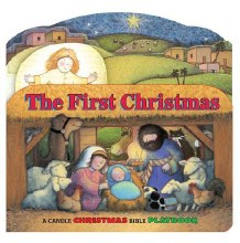 RUC ND  - The First Christmas, board book