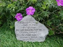 15520 Beloved Husband Those We Love memorial Stone