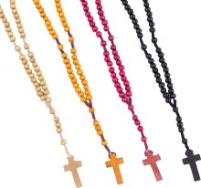 Assorted Rosary Beads