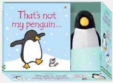 That's Not My Penguin, book and toy