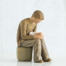 Willow Tree New Dad Figurine (15cm)