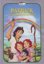 Patrick Brave Shepherd of the Emerald Isle DVD