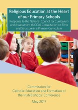 Religious Education at the Heart of our Primary Schools