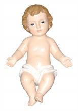 Resin Baby Jesus 33cm