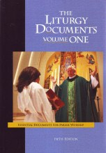 Liturgy Documents Vol 1, 5th edition
