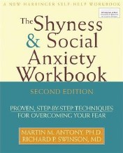 OP - Shyness and Social Anxiety Workbook OLD EDITI