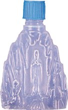 Lourdes Holy Water Bottle