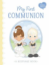My First Communion Memory Book Precious Moments