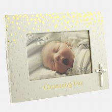 Bambino Christening Day Photoframe
