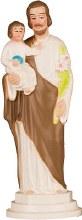 St Joseph Plastic Statue (10cm)