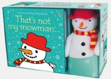 That's Not My Snowman, Book & Toy