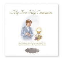 First Holy Communion Leatherette Photo Album