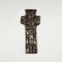 St Patrick's Cross in Bronze Cast