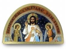 Divine Mercy Arch Plaque