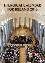 Liturgical Calendar for Ireland 2016