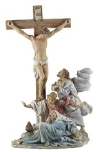 The Crucifixion Veronese Statue (32cm)