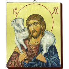 Good Shepherd icon 16 x 19 cm