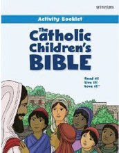 SD - The Catholic Children's Bible, Activity Book