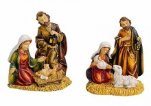 Holy Family Nativity Scene (assorted)