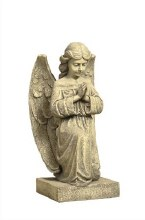 Praying Angel Grave Statue (40cm)
