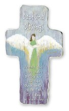 Baptismal Blessings Cross