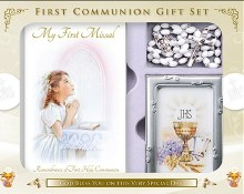 First Holy Communion Girl Giftset