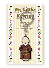 St Pio Children's Keyring