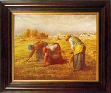 The Gleaners Framed Print (25 x 30cm)