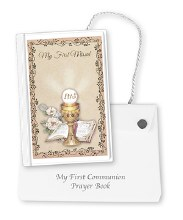My First  Communion Prayer Book and Carrier Case