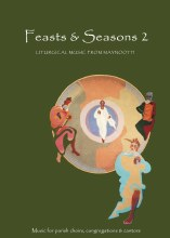 Feasts and Seasons 2 Musicbook