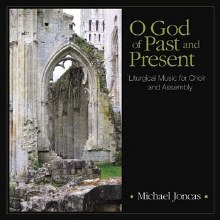 O God of Past and Present musicbook