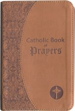 Catholic Book of Prayers, Brown, Large Type, Boxed
